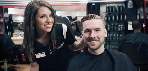 Sport Clips Haircuts of Exton  Haircuts